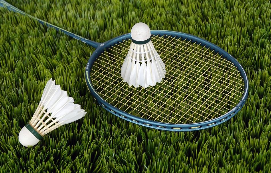 Image result for badminton game